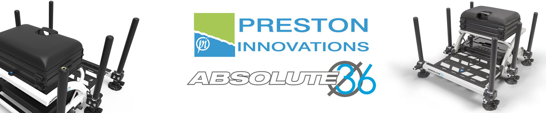 Preston Abosolute White 36