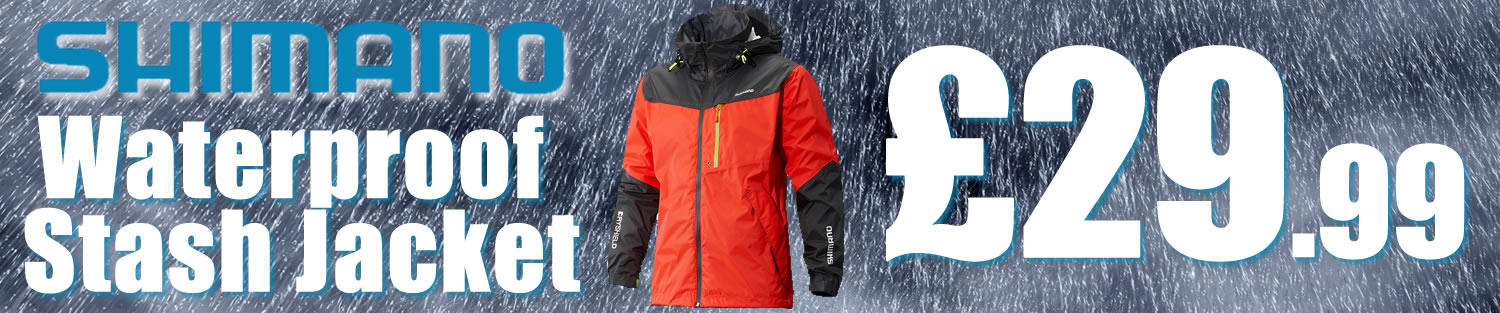 Shimano Waterproof Jacket