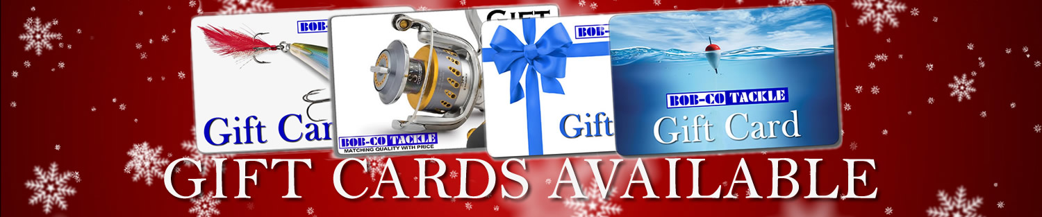 Fishing Tackle Gift Cards